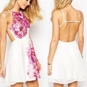 ASOS Ginger Fizz Dress